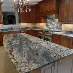 Granit design Azurite cu preț bun in Bucuresti