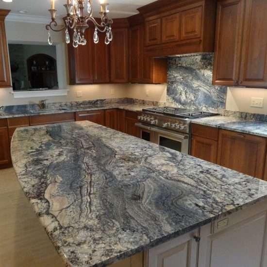 Granit Azurite