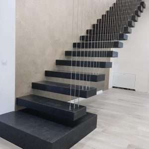 granit steal grey Bucuresti