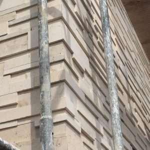 Piatra naturala periata model 3D pentru fatade,gard si soclu