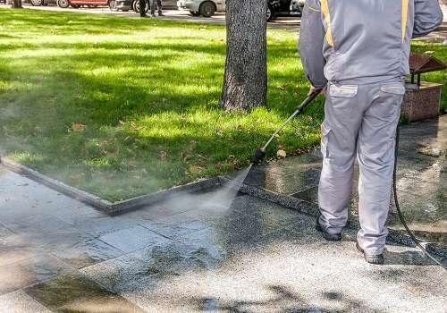 curatare granit exterior Bucurest