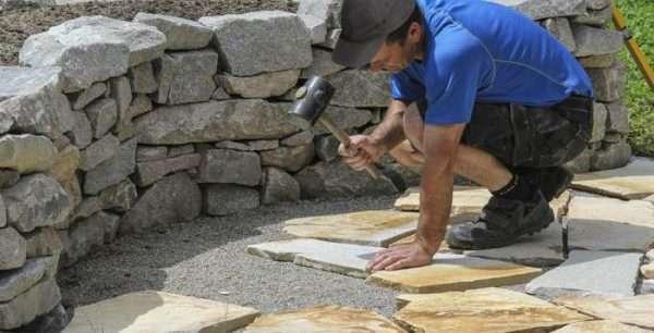 montaj piatra naturala Bucuresti