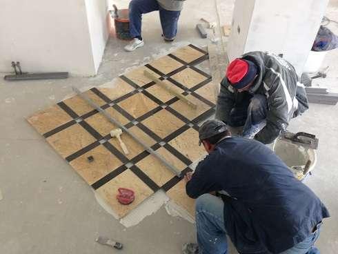 montaj spesializat de piatra marmura Bucuresti
